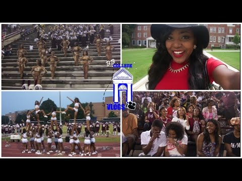 Spelman College Vlog #25 Morehouse College Football Game!