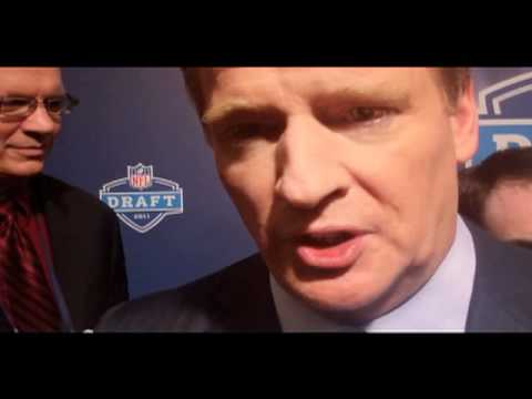 2011 NFL Draft Thoughts And Video Interviews - Part One