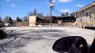 Fort Wayne Explosion Report