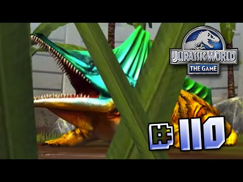 Hiding in the Swamp! || Jurassic World - The Game - Ep 111 HD