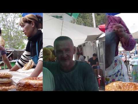Валера Ходюков - Лондонским ребятам привет! (Джизак 2014)