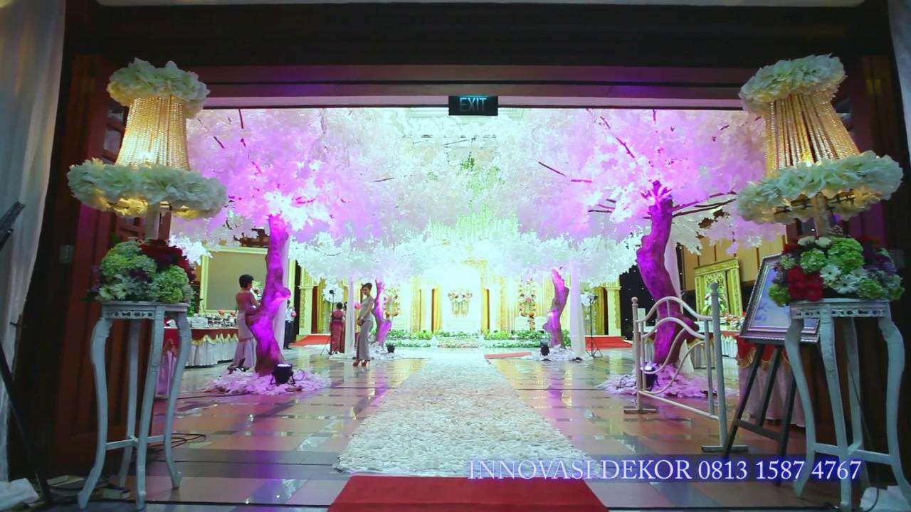 Innovasi dekor wedding venue museum pewayangan tmii jakarta timur innovasi dekor wedding venue museum pewayangan tmii jakarta timur youtube junglespirit Choice Image