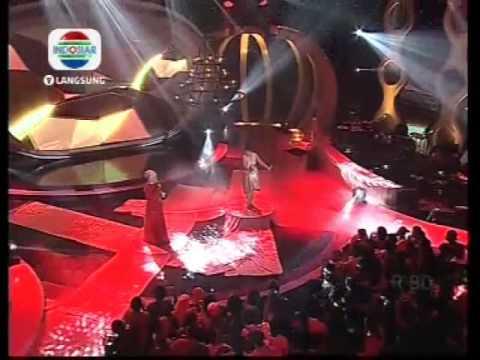 Lesti & Yunita Ababil - Trauma - Konser Final 3 Besar part 2 - DAcademy Indonesia