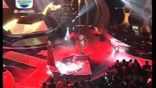 Video Lesti & Yunita Ababil - Trauma - Konser Final 3 Besar part 2 - DAcademy Indonesia download MP3, 3GP, MP4, WEBM, AVI, FLV Desember 2017