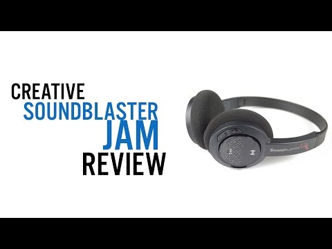 Creative Sound Blaster Jam Review