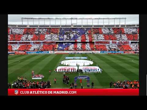 Atletico Madrid Goal Song