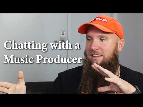 Chatting with a Music Producer