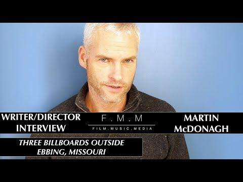 Writer/Director Interview: Martin McDonagh