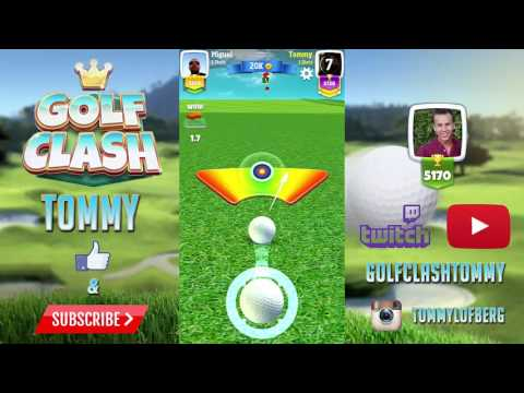 Golf Clash tips, Tour 5 - World Links, Juniper Point Hole 2 -  GUIDE/TUTORIAL