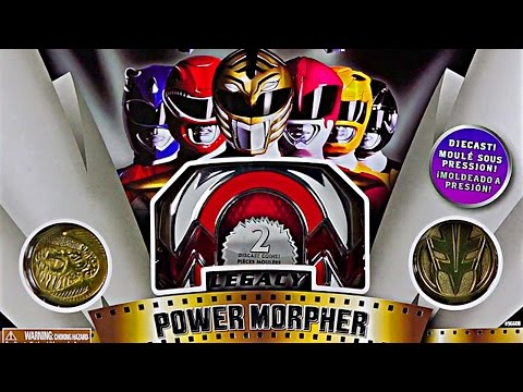 Legacy Movie Power Morpher White Ranger Edition (Power Rangers The Movie)