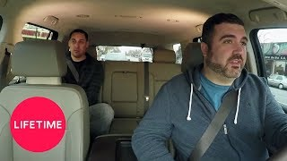 Seatbelt Psychic: Consoling a Grieving Brother (Episode 1) | Lifetime