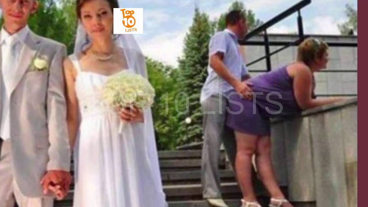 10 Epic Wedding Fails That Became The Worst Nightmare For