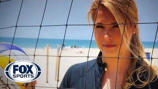 Future model of beach volleyball