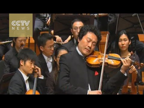 Interview with Chinese violinist Lu Siqing
