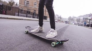 Longboard Dancing and Freestyle in Belgium | Nick Jones & Andrei Churakov