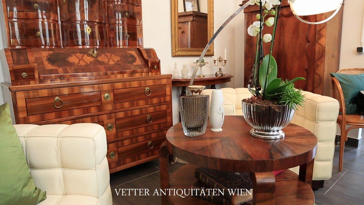 antiquit ten vetter antike m bel porzellan glas silber. Black Bedroom Furniture Sets. Home Design Ideas
