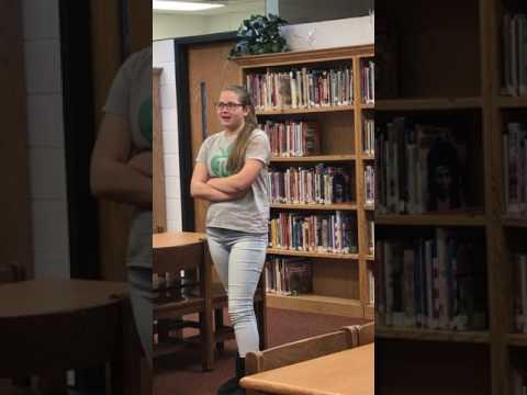 Galena Middle School Pi Day