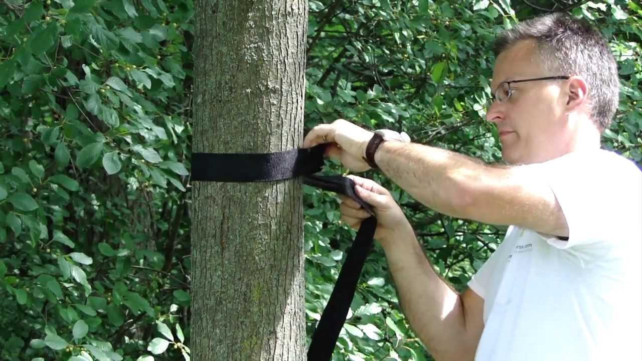 Hammock Tree Straps EcoFriendly by Hammock Universe