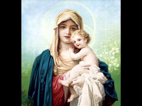 Sing of Mary May Crowning Song