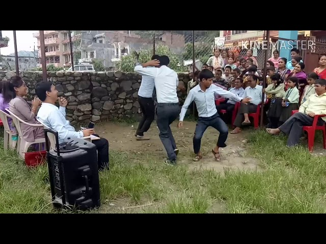 Pyuthan Valley Academy video of dance programme