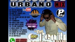 Merengue Urbano Mix  2016 (Dj Ruben Alfredo El Moreno Latino)