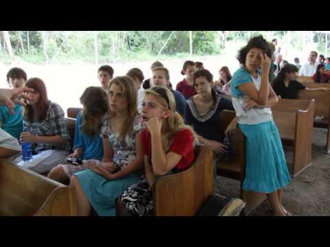Mission Trip - Guanaja, Honduras 2011