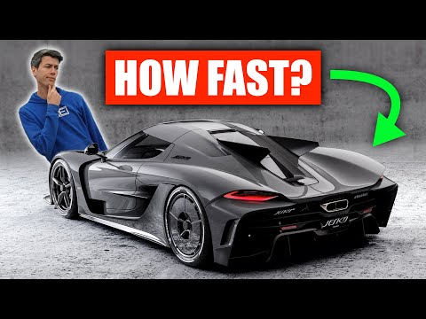 The Fastest Car In The World? Koenigsegg Jesko Absolut