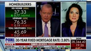 Danielle DiMartino Booth Speaks Housing with Stuart Varney of Fox Business News