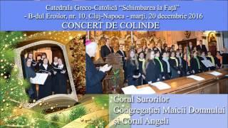 Corul Angeli - Cluj - Concert De Colinde - Selecţii