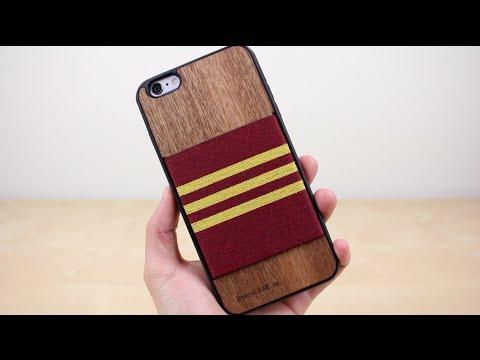 jimmyCASE iPhone 6 Plus Wallet Case (Unboxing)