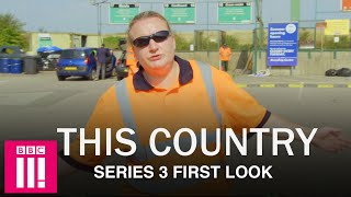 Kerry Has A New Job At A Recycling Centre | This Country Series 3 First Look
