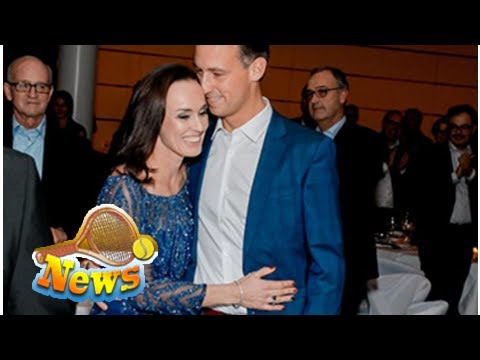 Martina Hingis has a new husband, she got married for the second time