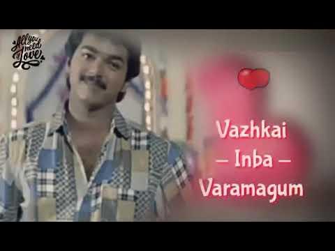 Manathil Nindra kadhaliye // love song  - whatsapp status