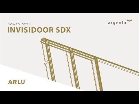 Argenta Invisidoor SDX