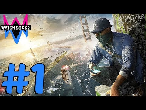 PILOT (Intro) - TAMIL #01 - WATCH DOGS 2