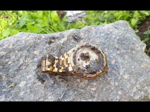 Restoration A Flooded Watch | Restore Broken Swiss Wrist Watches