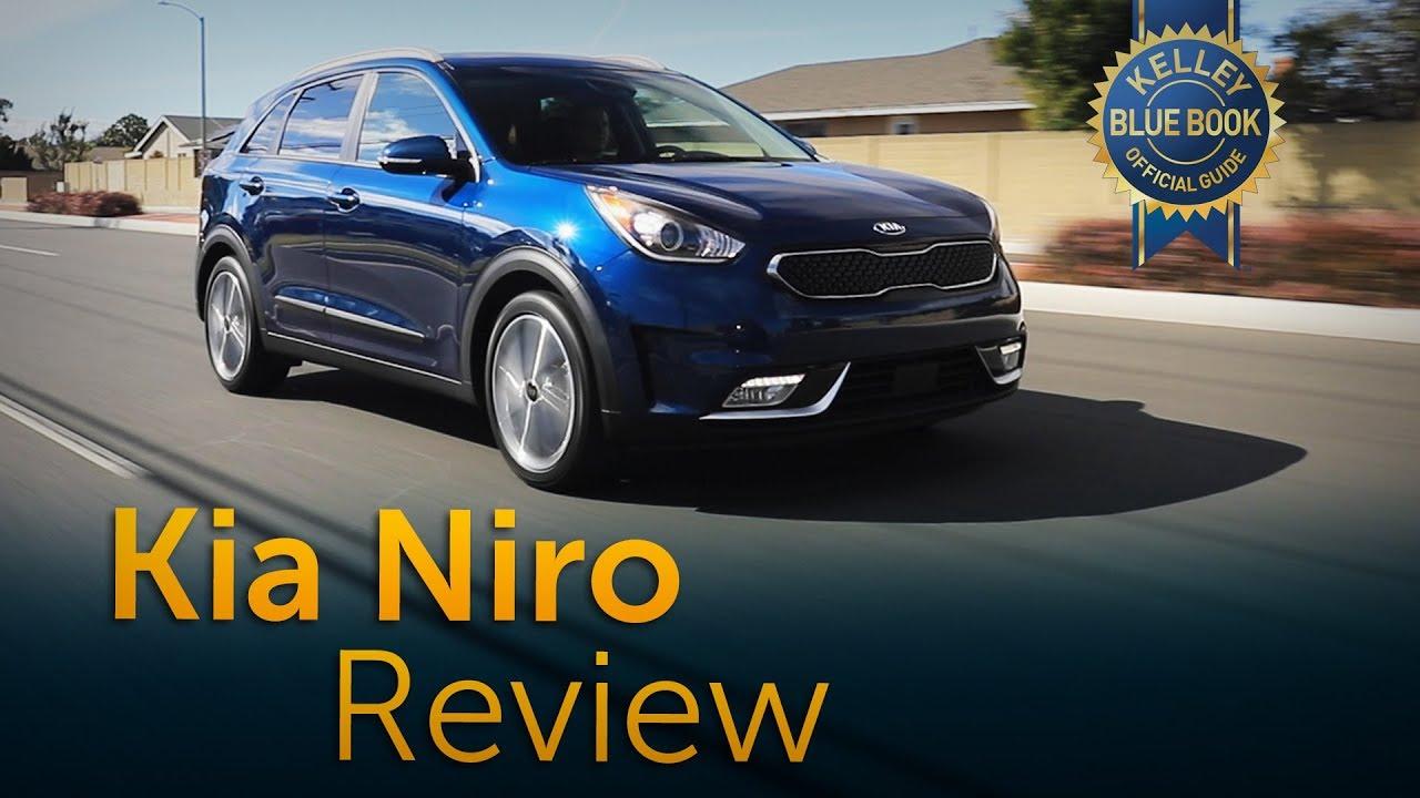 2019 Kia Niro Review Road Test Youtube
