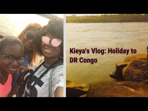 KIEYA'S VLOG: Trip to DR Congo | No place like home