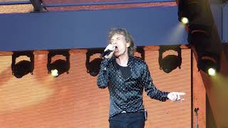 Rolling Stones Under My Thumb May 22 2018 London Stadium
