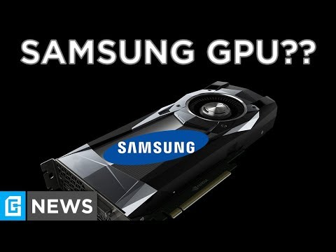 Samsung Graphics Card Coming, Nvidia's Next Gen GPU Pricing??