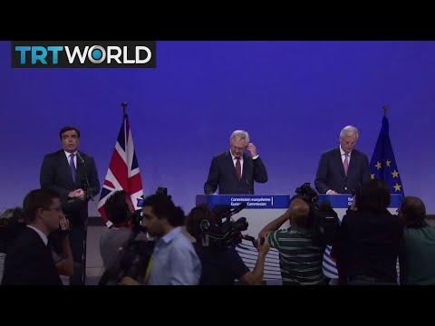 Money Talks: Brexit talks end without progress on key issues