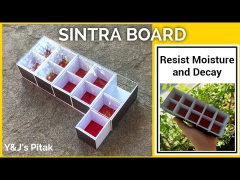 Download DIY LALAGYAN NG GAGAMBA #32   Sintra Board   Pitak   Acrylic glass   Organizer Box   Jewelry Box