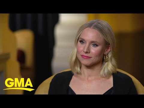 Kristen Bell Says Playing Veronica Mars Is 'one Of The Best Parts Of My Life' L GMA