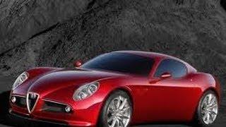 Alfa Romeo RC8 Competizione Test Drive