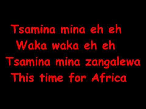 Shakira Waka waka