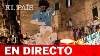 MX el pais      Imagen del avatar    EN DIRECTO  DIRECTO #MARADONA | Seguidores de Maradona se re...