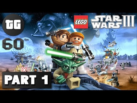 LEGO Star Wars III The Clone War : Part 1 - เลโก้ เจได