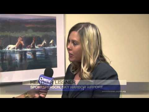 Sky Harbor Airport has nursing rooms for traveling moms