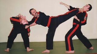 JKD kung fu - уличная самозащита