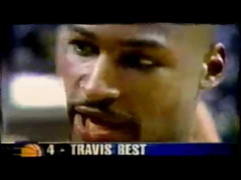 Tribute to former NBA Player Travis Best
